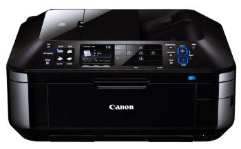Canon PIXMA MX880 Driver, Canon PIXMA MX880 Wireless Setup