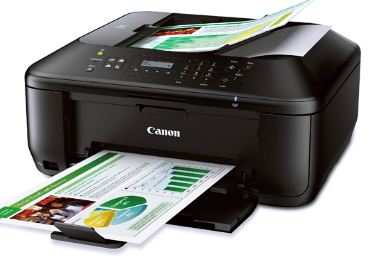 Canon PIXMA MX532 Driver, Canon PIXMA MX532 Wireless Setup