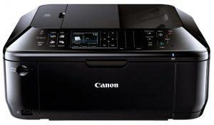Canon PIXMA MX512 Driver