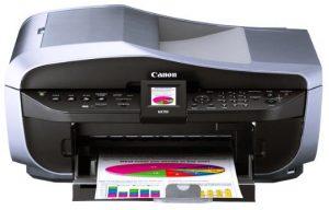 Canon PIXMA MX700 Driver